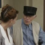 "Allison lange and Joseph Campanella in ""FOR HEAVEN'S SAKE"""