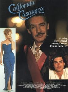 California Casanova - Poster