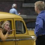 "Chloe Hunter and David Paetkau in ""FOR HEAVEN'S SAKE"""