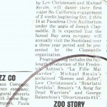 Nat Christian - Write Up - Zoo Story